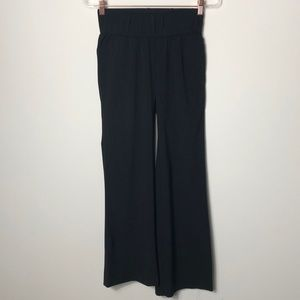 Gap Maternity Black Perfect Trouser Pants